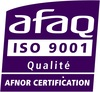 2012 : ISO 9001